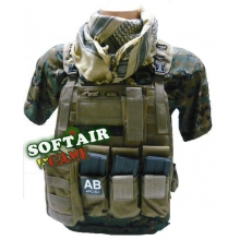 BODY ARMOUR LIGHT TAN