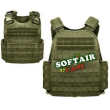 GILET TATTICO PLATE CARRIER OLIVA replica lbt 6094