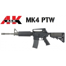 A&K PTW M4A1 PROFESSIONAL TRAINING WEAPON