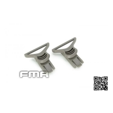 SWIVEL CLIPS FOLIAGE PER MASCHERA