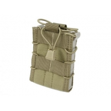 TMC TCO Modular Single Rifle Magazine Pouch  Khaki