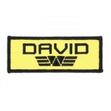 TMC David WEYLAND Velcro Patch