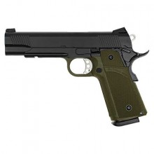 KJ WORKS Pistola 1911 (KP-05) Hi-Capa CO2 BlowBack Od