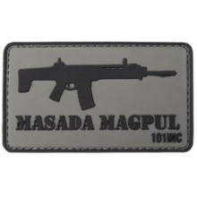 PATCH MASADA MAGPUL IN GOMMA