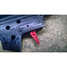 CNC Speed trigger M4 - C (red)