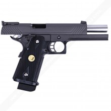 PISTOLA WE HI-CAPA 5.1 M FULL METAL BLOWBACK