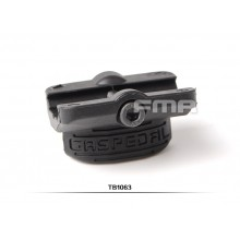 FMA GAS PEDAL RS2 GRIP UNIVERSALE